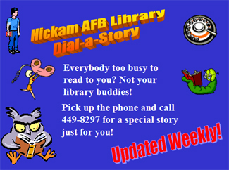Hickam AFB Library Dial-a-Story