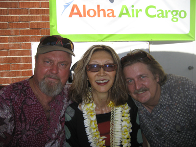 Stories of Aloha crew