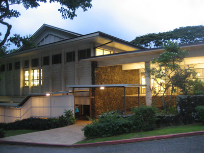 Kaneohe Library