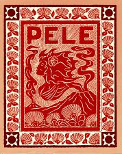 Pele Goddess of Fire